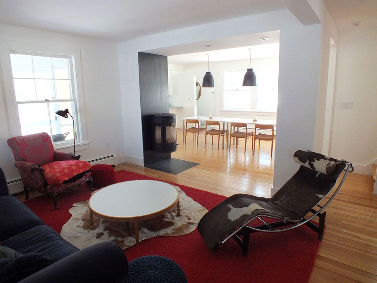 Interiors Undermountain Lodge
