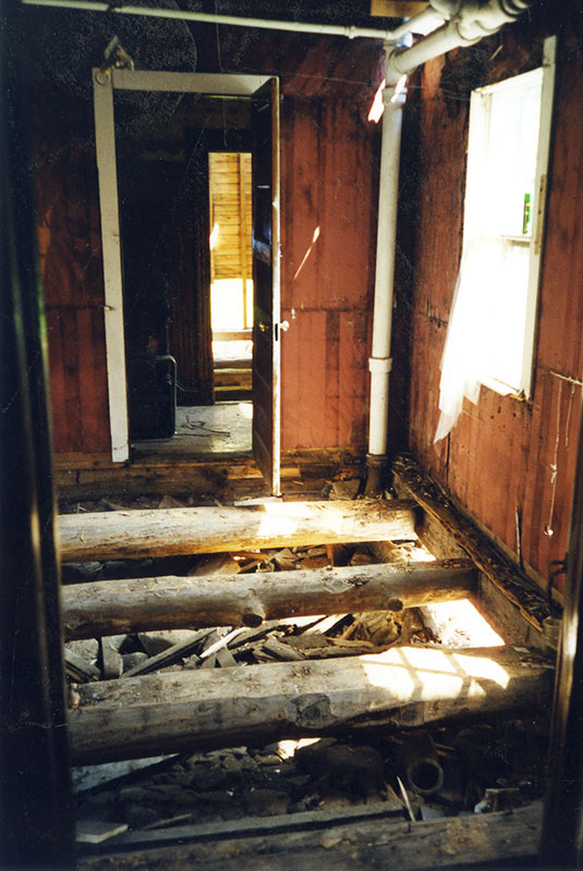 Before Renovation- kitchen