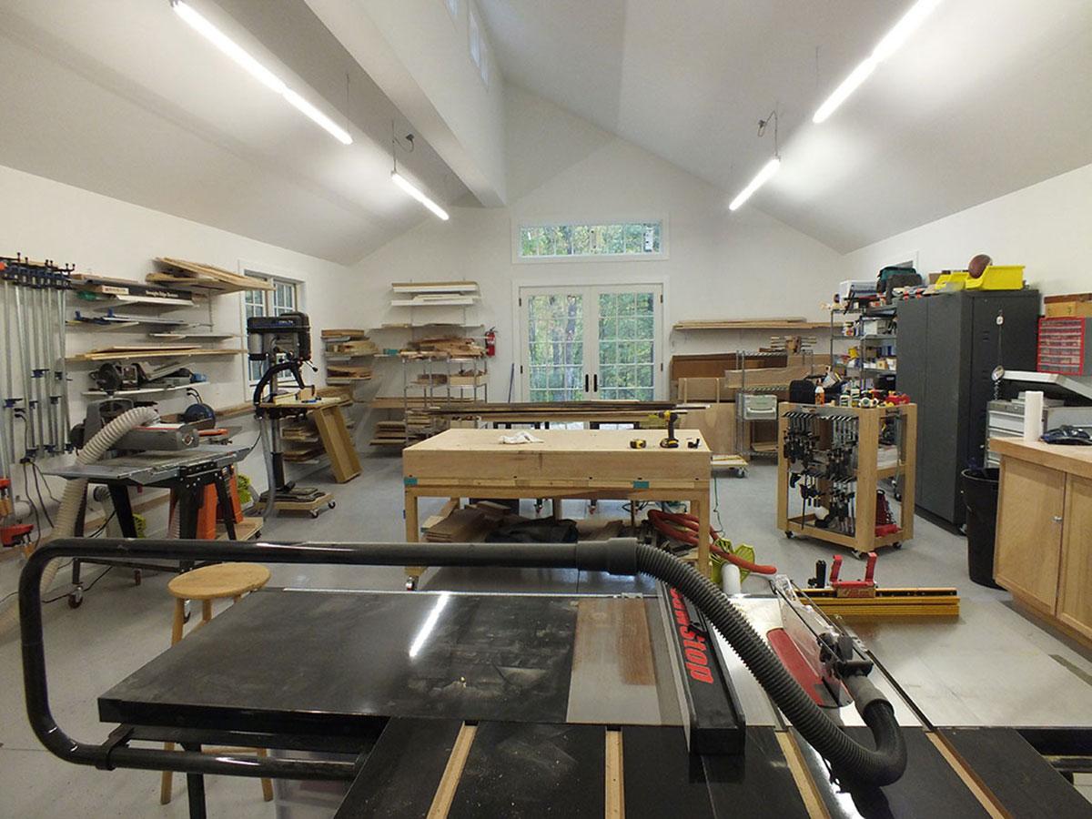 Studio Woodshop
